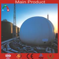 Buy cheap Large size biogas plant for farm product