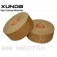 Buy cheap Denso Prteolaum Anti Corrosive Tape For Vessel , protective Pipe Wrapping Tape product