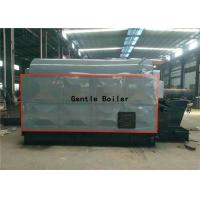 China Industrial Wood Steam Boiler Biomass Fired Steam Boiler For AAC Autoclaved Concrete Block Plant on sale