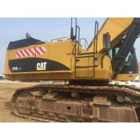 Buy cheap  Caterpillar 374DL Second Hand Earthmoving Equipment 9321 Hours With CE product