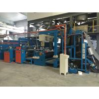 Buy cheap Thermal Oil / Gas Heating System Textile Hot Air Stenter Setting Machine product