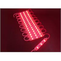 China DC12V LED Illuminated signs 5050 waterproof  white modules light for led channel letters on sale