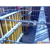 Buy cheap Concrete Wall FormsHorizontal Push-Pull Prop Steel Pipe Q235 Galvanized Finishing product