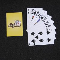 China Playing Poker Cards Printing Service Print Flashcards For Adult Entertainment on sale