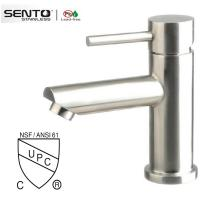 Buy cheap American Style single lever SUS basin faucet with CUPC product