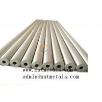 China High quality  grade polished GR1 GR2 GR5 round titanium hollow bar price per kg on sale