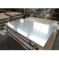 Buy cheap 8k Mirror Finish Aisi 304 Stainless Steel Sheet 316L Stainless Steel Plate product