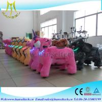 Buy cheap Hansel electrical animals scooter walking animal unique ride on toy plush animal rides product