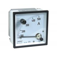 China Panel Meters Analog Changeover Switch Voltmeters To Measure  , Extensive Reange Of Electrical Meter on sale