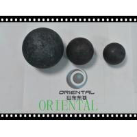 Buy cheap Hot Rolling Steel grinding balls for ball mill Cement Grinding Machines from Wholesalers