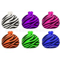 Buy cheap Silicone Coin Case for Promotion,Heart POCHI Silicone Pouch product