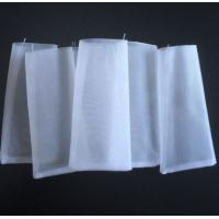 Buy cheap Customized Size High Temperature Filter Bags , Recyclable Filter Media Bags product