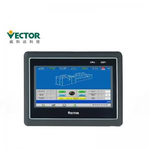 Buy cheap Touch Screen 4.3Inch HMI Control Panels With Ethernet Port product