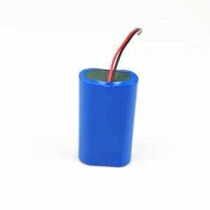 Buy cheap 7.4V 2500mAh Custom Design 18650 Rechargeable Battery product