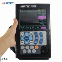 China Digital ultrasonic flaw detector , ultrasonic flaw detection equipment dust proof on sale
