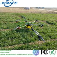 Quality 2017 joyance big 15l payload drones with hd camera and gps / uav drone crop for sale