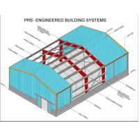 Pipe truss h shape portal frame industry structural for Pre engineered roof trusses