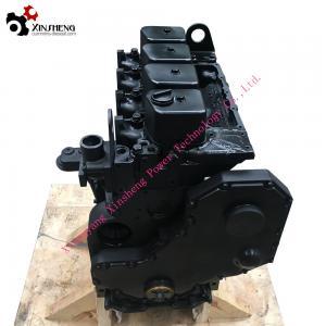 El certificado negro del bloque de cilindro de Cummins Engine 4BT DCEC 4BT3.9 ISO aprobó