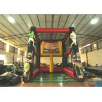 Buy cheap High inflatable rugby ball sport game competitive inflatable ball sport game for sale product