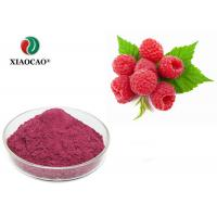 China Fresh Fruit Product Organic Herbal Extracts Instant Cherry Juice Powder on sale