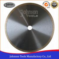 "Buy cheap 12"" tiles cutting blade continuous rim blade, 2.2mm thickness, For Wet Cutting from wholesalers"