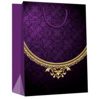 Buy cheap Jewelry Carry Paper Gift Bags for Jewelry Shops from wholesalers