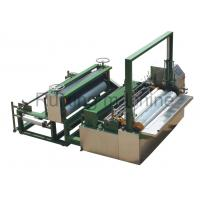 Buy cheap Non - woven Embossed Line Slitting And Rewinding Machine CE Approval product