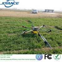 Buy cheap most popular 10 kgs payload uav agricultural drone / pesticide sprayer for from wholesalers