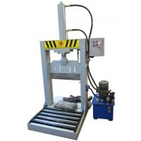 Buy cheap Single Blade Rubber Injection Moulding Machine With Hydraulic Control System product
