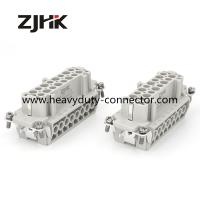Buy cheap He 32B size 032 Pin female Connectors match with  Han E 32 Sti S 32 Pin Cable Connector product
