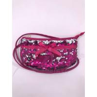 Buy cheap Sequin Shoulder Bag,Crossbody Bag with Zipper Pockets,Two-sided sequin bag from wholesalers