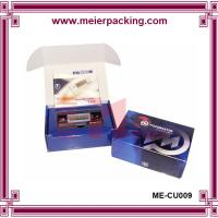 Buy cheap CD/DVD Corrugated Paper Storage Boxes ME-CU009 product