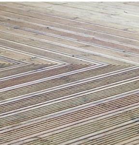 Buy cheap WPC garden outdoor tiles product
