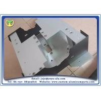 Buy cheap Silver Aluminum Anodizing Service Of Aluminum Second Round Balancing Stand product