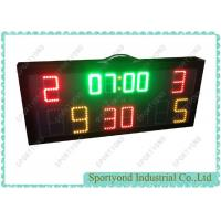 Buy cheap Portable Mini Water Polo Scoreboard With Internal Shot Clock product