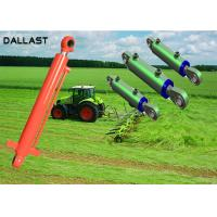 Buy cheap Dual Acting Chrome Hydraulic Ram Piston Type for Agricultural Farm Truck product