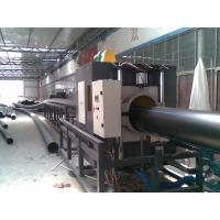 200-450mm single layer/multy-layer PE pipe production machine manufacture