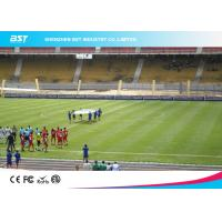 Buy cheap Super Bright P16 Stadium Perimeter Led Display Advertising Boards Football product