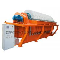 China High Productivity Disk Vacuum Filter PLC Program Control 1 -240m2 Filtration Area on sale
