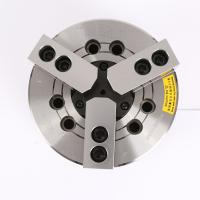 Buy cheap HIGH SPEED 3 JAW THROUGH HOLE LATHE POWER CHUCK , OEM ODM CHUCK MANUFACTURER product