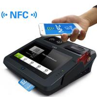 China RFID , Smart Card Reader Android POS System / pos touch terminal on sale