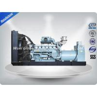 China Bigger Size 800 KVA 400 V Industrial Power Generators Perkins Engine High Efficient on sale