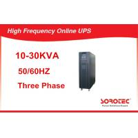 Buy cheap 3 Phase High Frequency UPS Power Supply for Medical And telecom ,  Lower Noise product