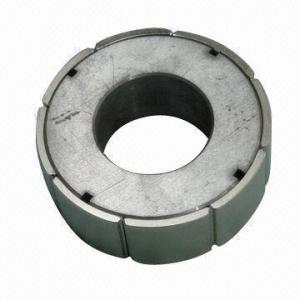 Buy cheap NdFeB motor arc magnet, made of neodymium product
