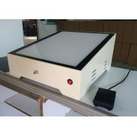Buy cheap High Frequency LED Film Viewer Window size 360×430mm 70000- 118000cd/m2 from wholesalers