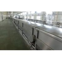 Buy cheap 304 Stainless Steel Automatic Non-Fried Instant Noodle Making Machine Line product