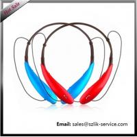 Quality 2016 Fashion Wireless Stereo Bluetooth Headset HBS 800 for wholesale Neckband Bluetooth v4.0 wireless headset HBS 800 for sale