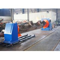 China Head Tail Stock Pipe Welding Positioners For Special Workpiece Remote Hand Control on sale