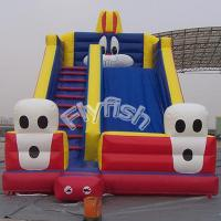 Buy cheap inflateable water slide free shipping from Wholesalers