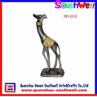 Buy cheap Polyresin Giraffe Statues product